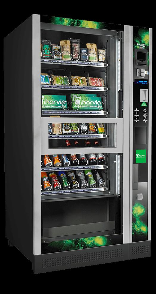 Harvin | Distributori Automatici Cannabis Legale | Refrigerated Hemp Vending Machine