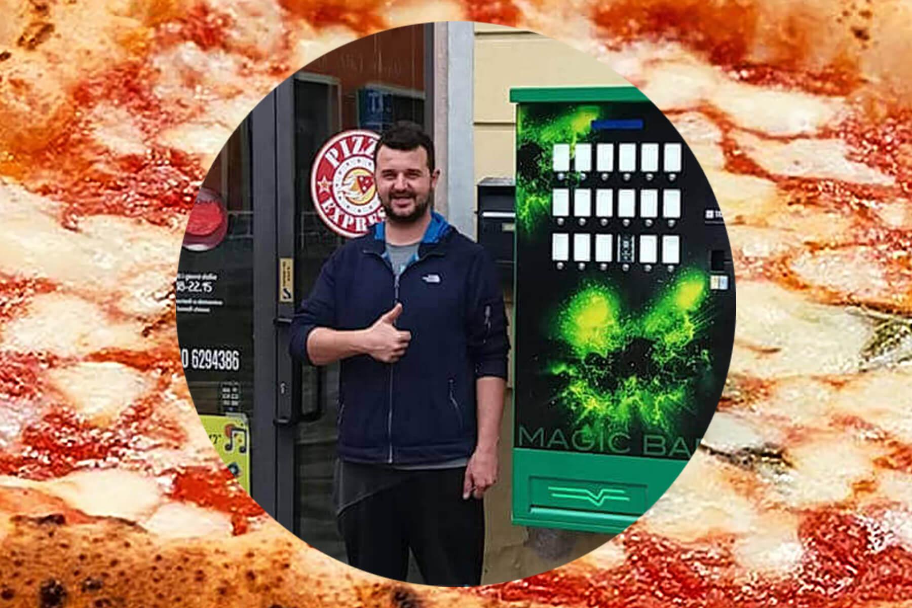 Cannabis Light e Pizza? Combinazione Perfetta, chiedi ai nostri Clienti!
