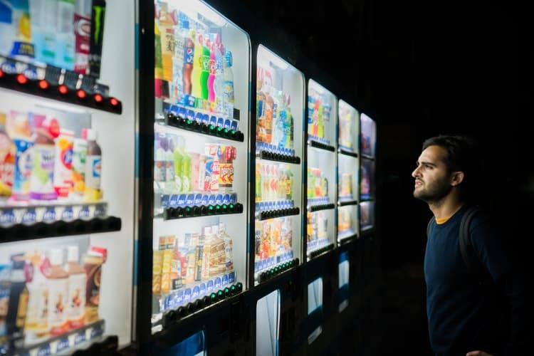 Distributori automatici innovativi e distributori automatici bizzarri