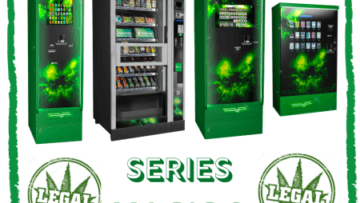 4 Cannabis Vending Machines that change your life!
