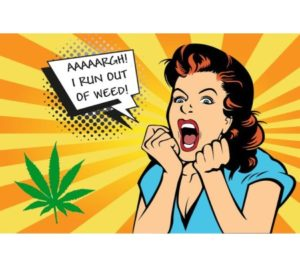 What to do when you run out of weed tricks and solutions ! Harvin Blog
