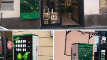 Where to place a Cannabis Vending Machine?