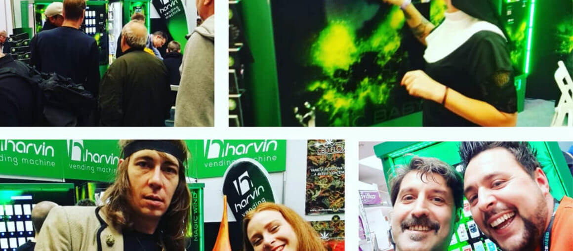 Harvin' Tour of European Cannabis Fairs: Cultiva Wien 2019