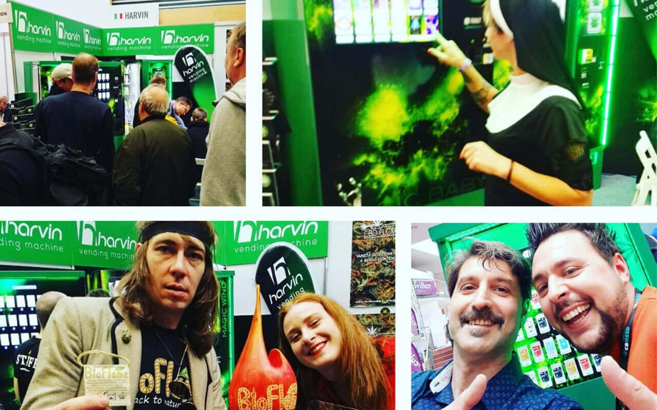 Harvin' Tour of European Cannabis Fairs: Cultiva Wien 2019