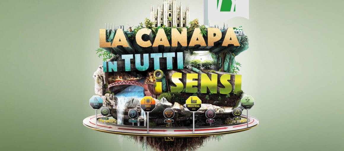 Harvin Cannabis Vending Machines at Salone Internazionale della Canapa in Milan