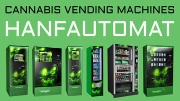 Hanfautomat: Harvin Cannabis Vending Machines in Germany, Austria and Switzerland