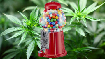 History of Cannabis Vending Machines