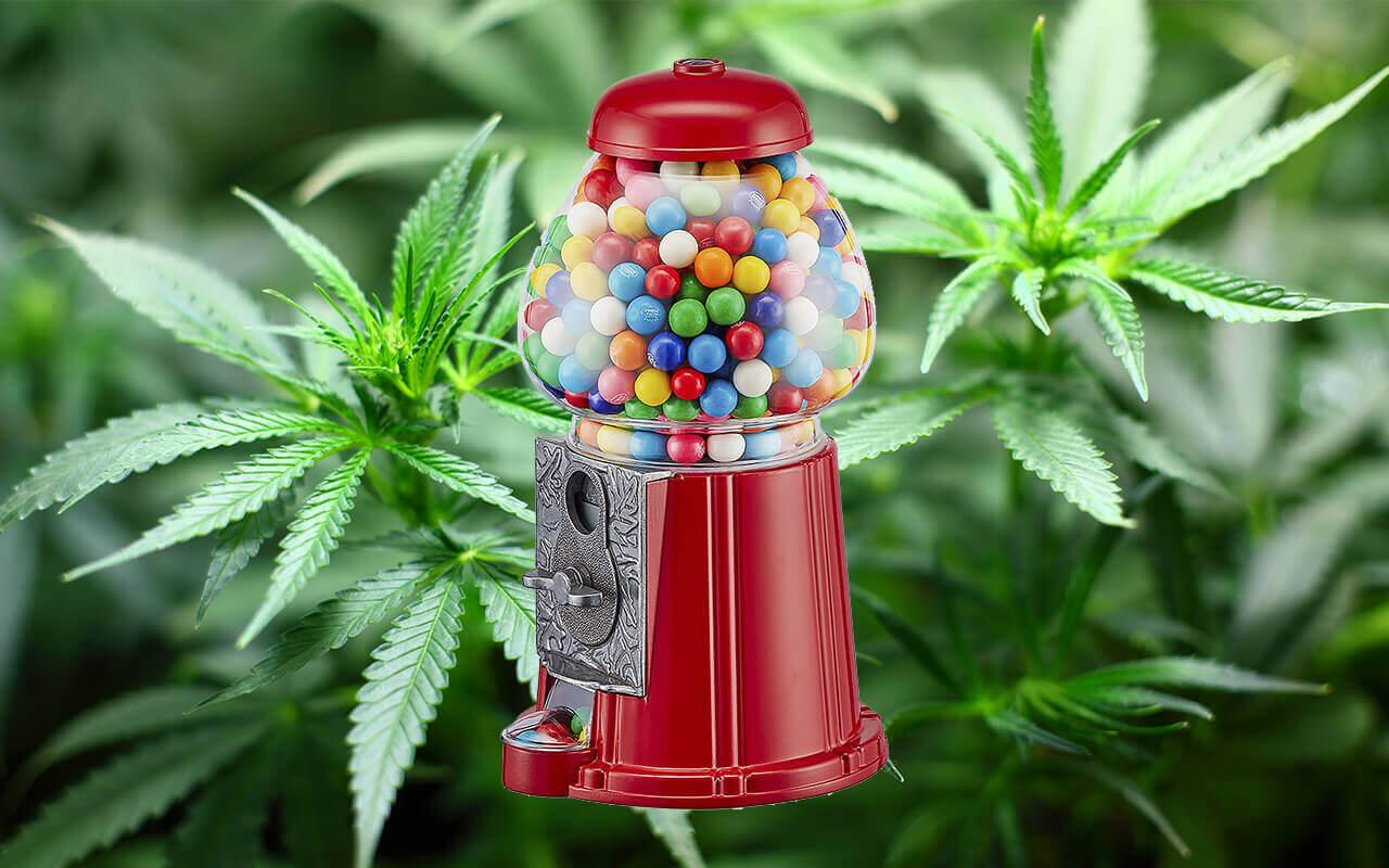 History of Cannabis Vending Machines