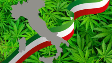Legal Cannabis is finally Legal in Italy. And this time it's for real!