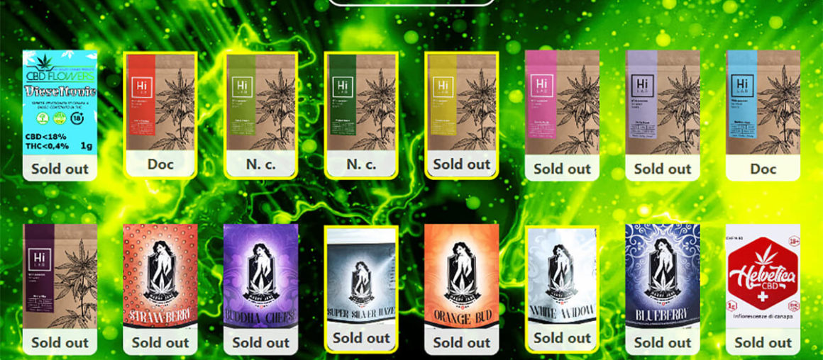 Cannabis Vending Machines Functionalities: Touch Screen Display