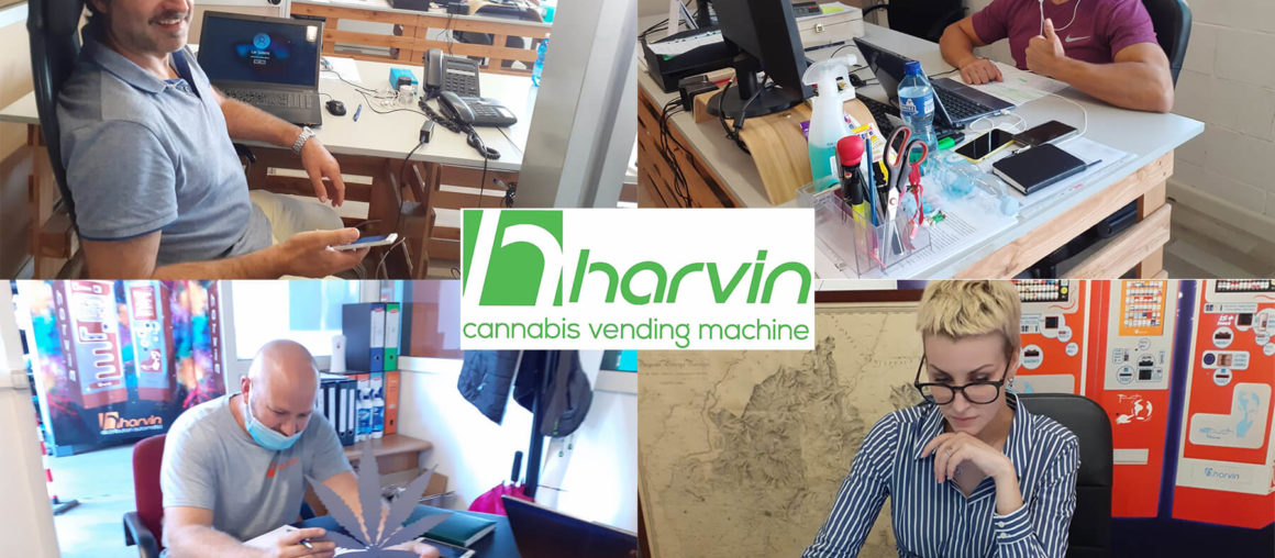 Want to Be Our Cannabis Vending Machines Distribution Partner? Work with us!