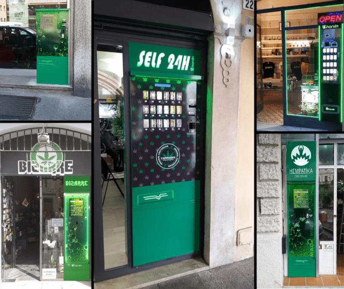 Warum sollten Sie sich für Harvin Cannabis-Automaten entscheiden?