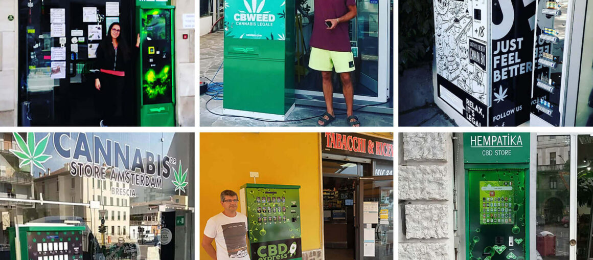 How much Revenues does a Cannabis Vending Machine generate? How about two or more?